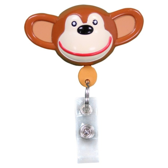 UConn Huskies Retractable Badge Holder